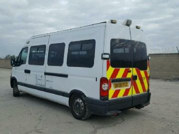 2008 RENAULT MASTER LM35 DCI 120 BREAKING SPARES AND REPAIRS PARTS
